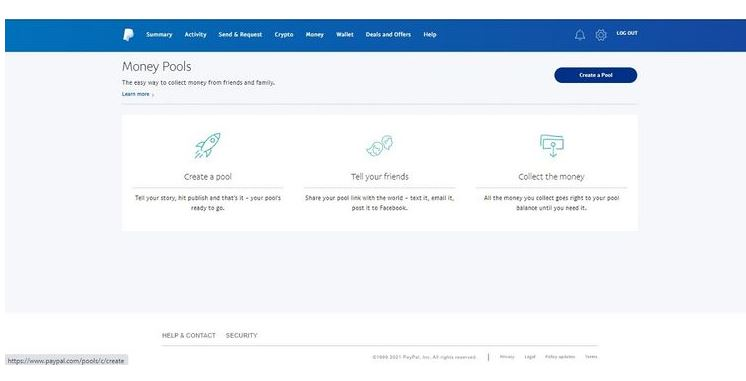 How to Set Up and Use PayPal Money Pool Feature